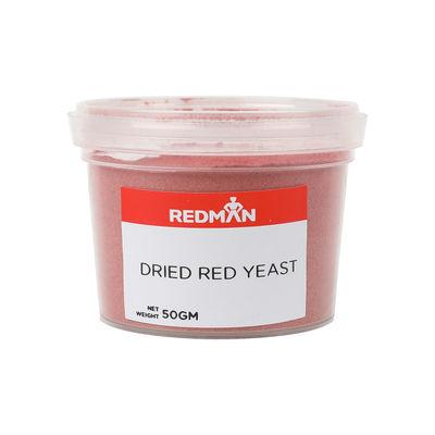 REDMAN DRIED RED YEAST 50G