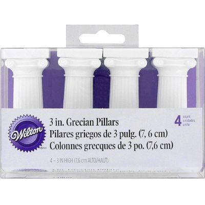 "WILTON GRECIAN PILLAR 3"" 303-3606"