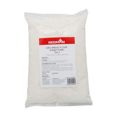 REDMAN ORO BREAD FLOUR (PANETTONE)ITALY PRO14.8% ASH0.65% 1KG