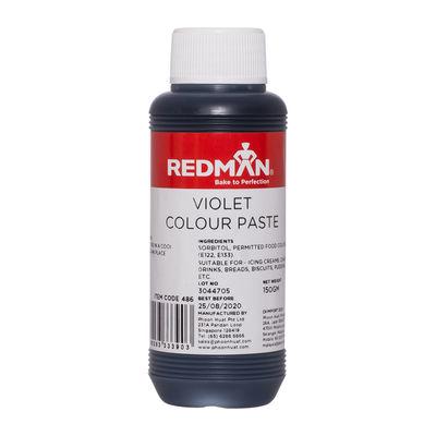 REDMAN VIOLET COLOUR PASTE 150G