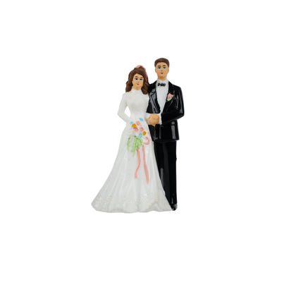 "REDMAN WEDDING COUPLE 2250 4.5"""