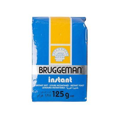 BRUGGEMAN INSTANT YEAST 125G