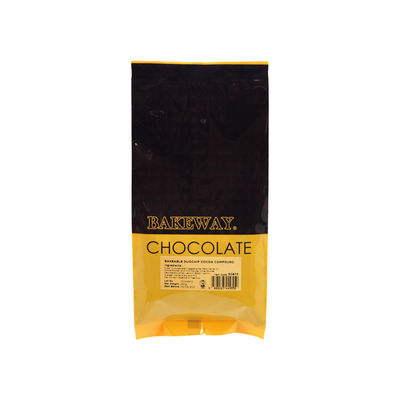 BAKEWAY BAKEABLE DUOCHIP COCOA COMPOUND 250G