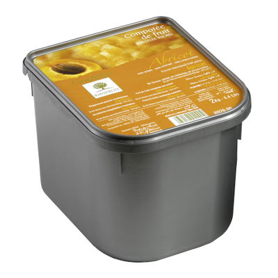 RAVIFRUIT FROZEN APRICOT COMPOTEE 8615