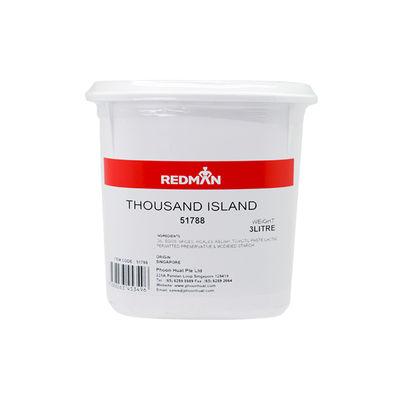 REDMAN THOUSAND ISLAND 3L