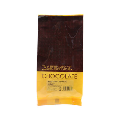 BAKEWAY WHITE COCOA COMPOUND DROPLETS 250G