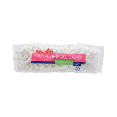 REDMAN MARSHMALLOW MINI CYLINDER WHITE 10-14MM