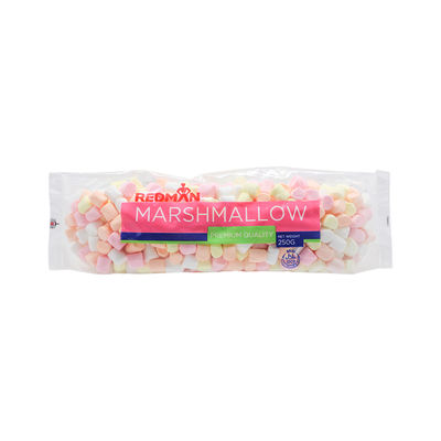 REDMAN MARSHMALLOW CYLINDER AST COLOR 10-14MM