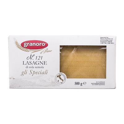 GRANORO PASTA LASAGNA SEMOLA 10S 500G