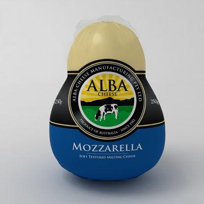 ALBA MOZZARELLA CHEESE (PEAR SHAPE) 250G