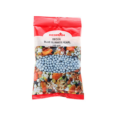 REDMAN GLIMMER BLUE PEARL DRAGEES 100G