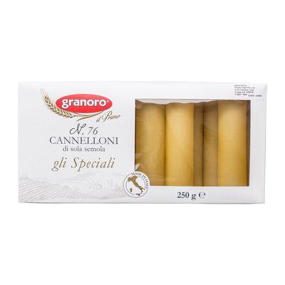 GRANORO PASTA CANNELLONI 76 250G