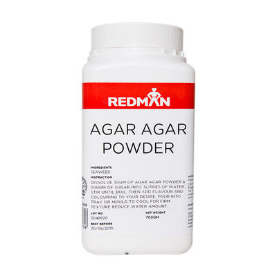 REDMAN AGAR AGAR POWDER 700G