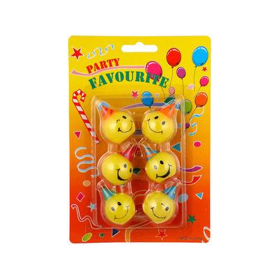 REDMAN CANDLES SMILE SET BOX/24SET