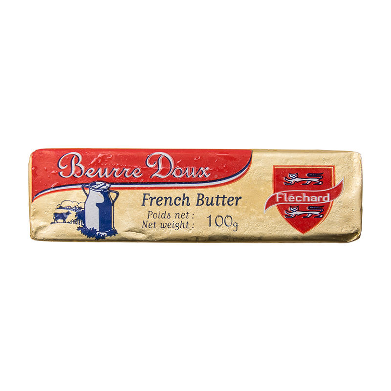 UNSALTED BUTTER 100G image number 0