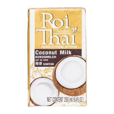 ROI THAI UHT COCONUT MILK 250ML