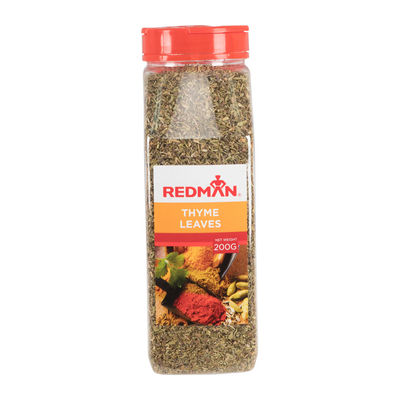 REDMAN DRIED THYME LEAVES 200G