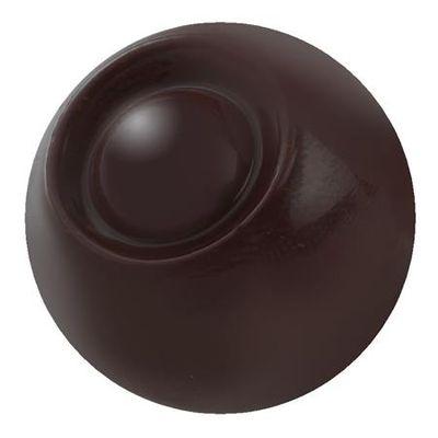 MARTELLATO CHOCOLATE 3D MOULD SPHERE 26X26XH26MM