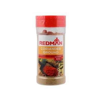REDMAN GROUND CORIANDER 60G