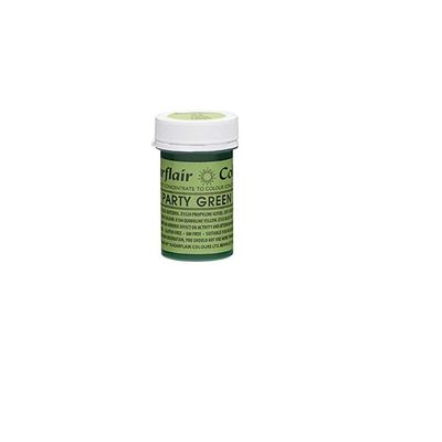 SUGARFLAIR COLOR CONCENTRATED PASTE-PTY GRN A126