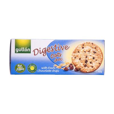 GULLON OATS CHOCO DIGESTIVE BISCUIT 425G