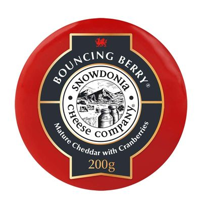 SNOWDONIA BOUNCING BERRY 200G