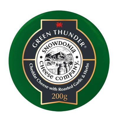 SNOWDONIA GREEN THUNDER 200G