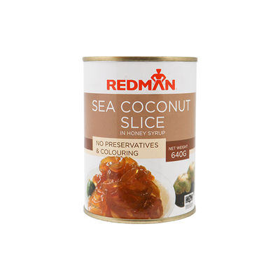 REDMAN SEA COCONUT IN HONEY SYRUP 640G