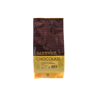 BAKEWAY BUTTERSCOTCH COCOA COMPOUND CHIPS BAKEABLE 250G