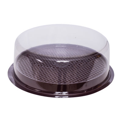 """REDMAN ROUND TRAY WITH COVER 7""""X2"""" 5SET"""