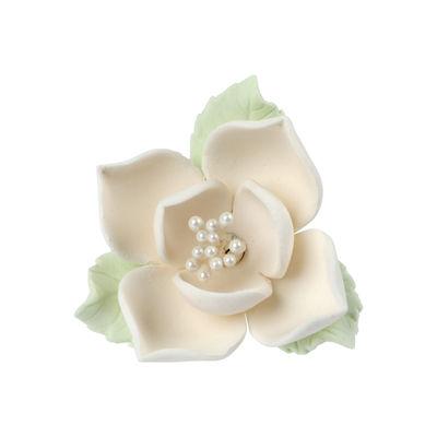 GUMPASTE FLOWER- JASMINE WHITE 6X6CM