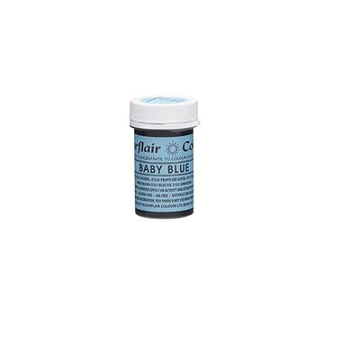 SUGARFLAIR COLOR CONCENTRATED PASTE -BABY BLUE 25G A109
