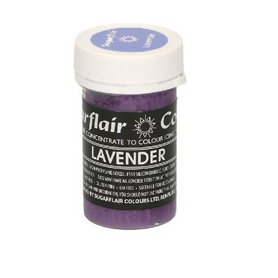 SUGARFLAIR COLOR CONCENTRATED PASTE-LAVENDER 25G