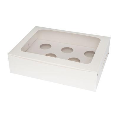 REDMAN CUPCAKE BOX 8'S 5PCS