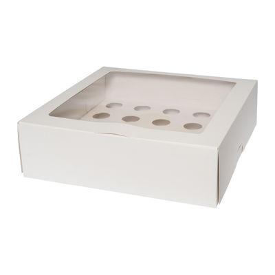REDMAN CUPCAKE BOX 25'S 5PCS