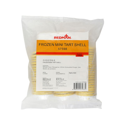 REDMAN FROZEN MINI TART SHELL (60PCX10G)