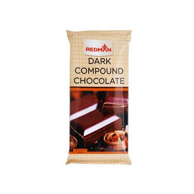 REDMAN DARK COMPOUND CHOCOLATE 1KG