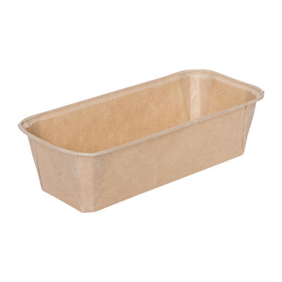 ECOPACK PLUM LOAF PAN MOULD GOLD 199X73 5PC
