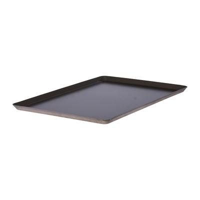 SANNENG SHEET PAN AL. ALLOY ROUND CORNER 600X400X20 SN1543