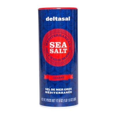 DELTASAL COARSE SEA SALT 500G