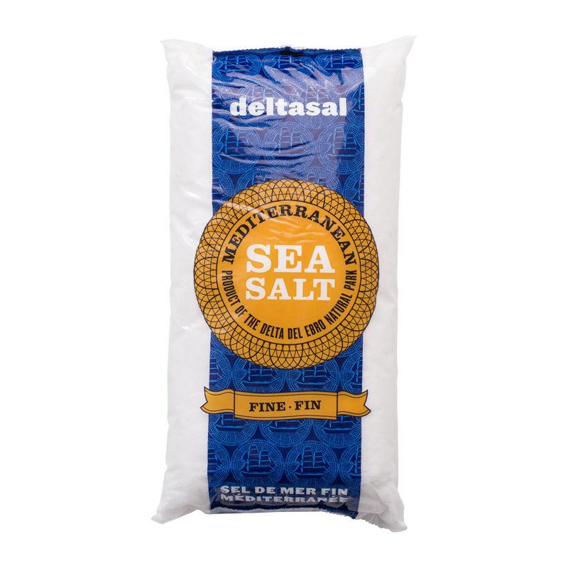 FINE SEA SALT 1KG image number 0