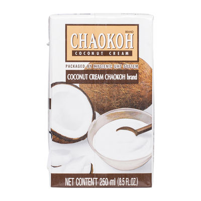 CHAOKOH UHT COCONUT CREAM 250ML