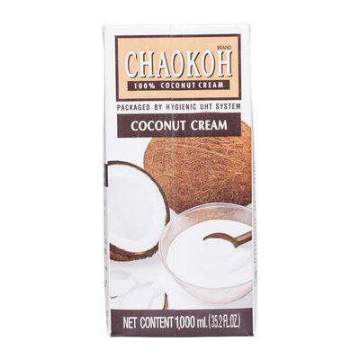 CHAOKOH UHT COCONUT CREAM 1L