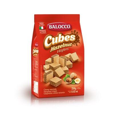 BALOCCO HAZELNUT WAFERS 250G
