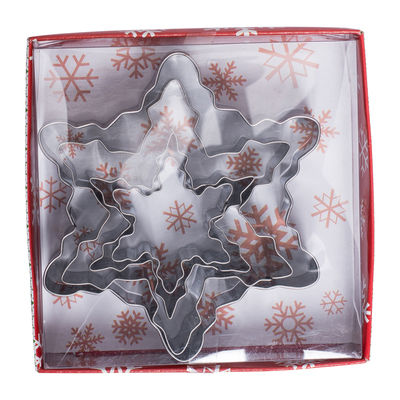 REDMAN COOKIE CUTTER S/S SNOWFLAKE