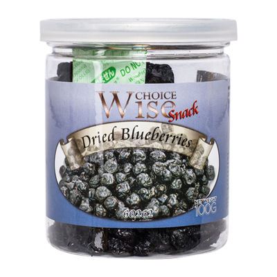 WISE CHOICE DRIED BLUEBERRY 100G