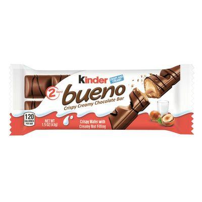 KINDER KINDER BUENO 43G