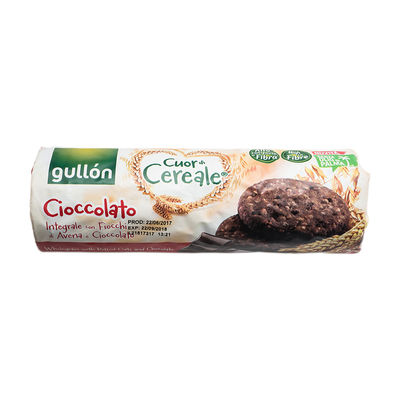 GULLON CUOR DI CHOCOLATE CEREAL 280G