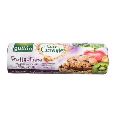 GULLON CUOR DI FRUIT FIBRE CEREAL 300G