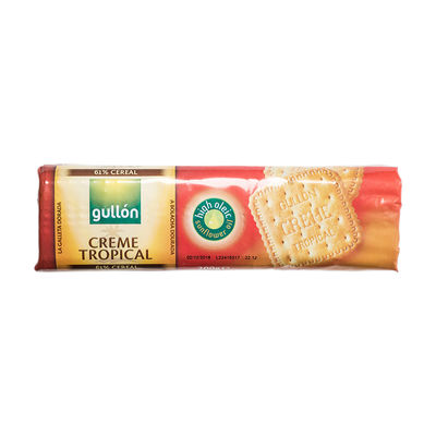 GULLON TROPICAL CREME BISCUIT 200G